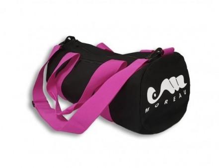CM Sporttasche schwarz-fuchsia