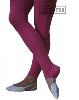 Sansha Footless Tights fuchsia