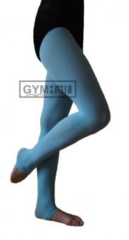 Sansha Footless Tights blau